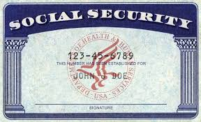 USA Social Security Number