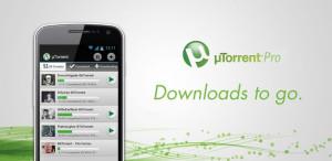 µTorrent® Pro - Torrent App v1.18 [Andriod]